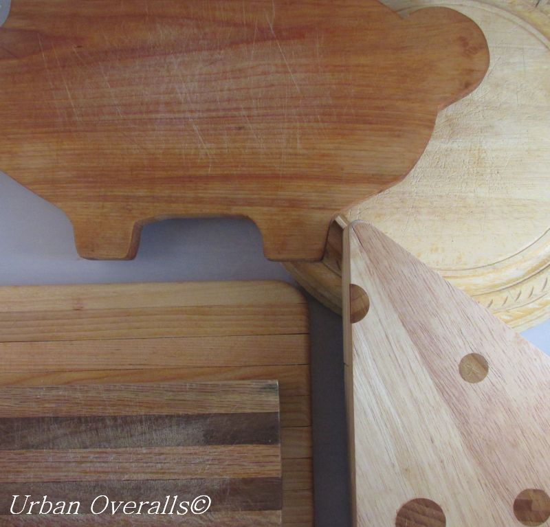 Wooden Cutting Boards: A Lifetime of Service