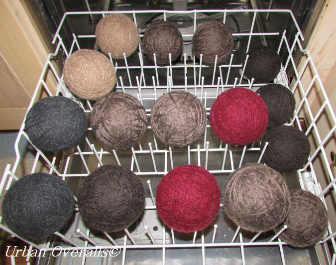 My Dryer Ball Confession: Sometimes You Get Lucky