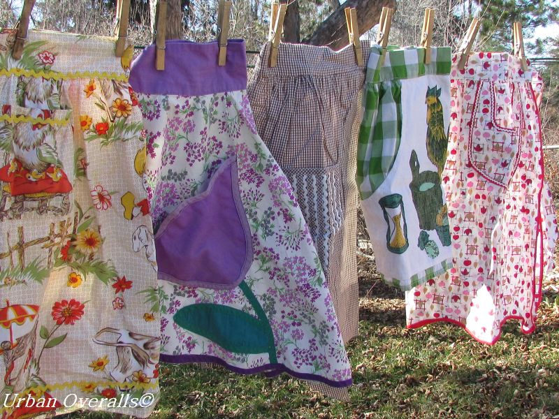 Aprons: From Functional to Fashionable