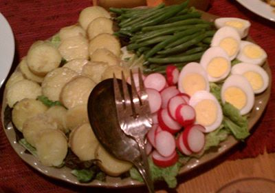 homestead nicoise salad
