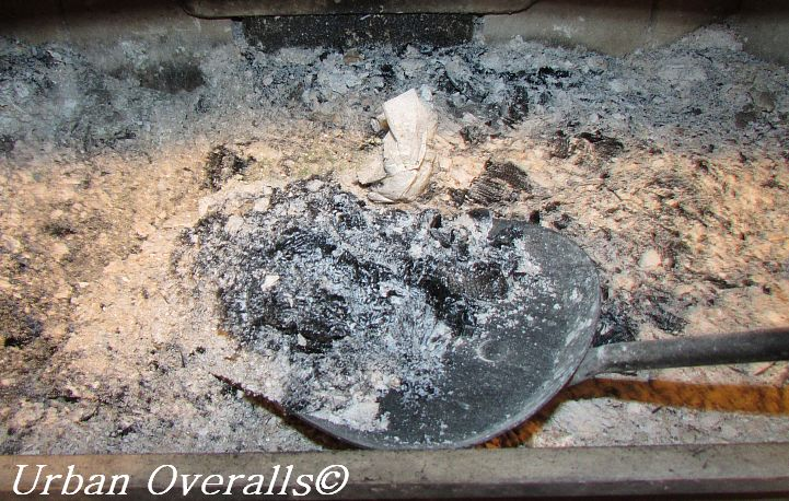 How to Safely Dispose of Fireplace Ash • Urban Overalls