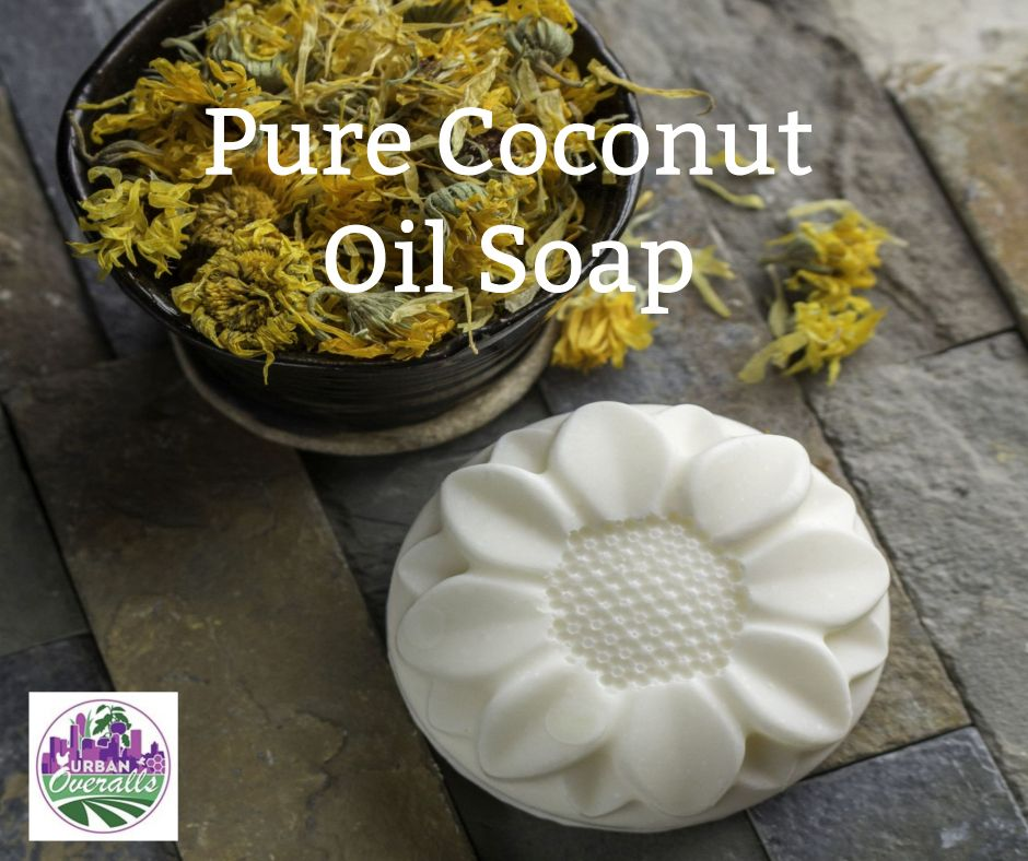 Pure Coconut Oil Soap